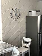 Декоративная 3Д панель самоклейка для стен 70*70 см 8 мм NNDesign