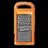 Ручная тёрка-шинковка с тремя видами измельчения  28х13 см Maestro MR-1165