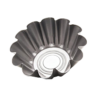 Форма из углеродистой стали с антипригарным покрытием 22,5 см Maestro 1102