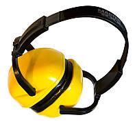 Наушники шумопонижающие с усиленной складной дужкой MASTERTOOL 82-0121