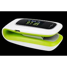Пульсоксиметр SONOSAT F01T+аккумулятор+USB кабель (для зарядки аккумулятора)