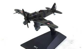 Модель Легендарні Літаки (ДеАгостини) №39 Ут-1 (1:83)