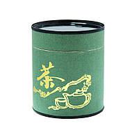 Банка паперова «Зелений чай» (100 г)