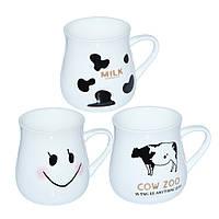 Кружка 3шт «Молочна ринку»