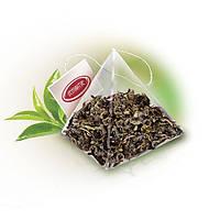 Чай в пирамидках «Зеленый порох Мелфорт»