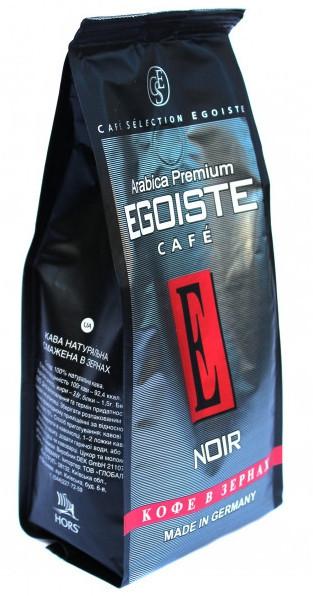 Кофе Эгоист в зернах Нуар 1 килограмм в фольгированном пакете