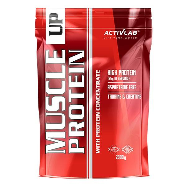 Протеин ActivLab Muscle Up Protein, 2 кг Ваниль