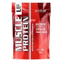Протеин ActivLab Muscle Up Protein, 2 кг Лесная ягода