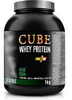 Протеин Power Pro CUBE Whey Protein, 1 кг Алое (банка)