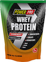 Протеин Power Pro Whey Protein, 2 кг Банан-земляника
