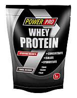 Протеин Power Pro Whey Protein, 1 кг Ваниль