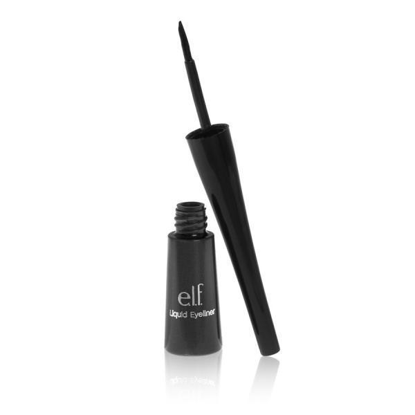 Жидкая  подводка для глаз   E.L.F. Liquid Eyeliner черная