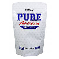 Протеин FitMax Pure American Protein, 750 грамм Банан