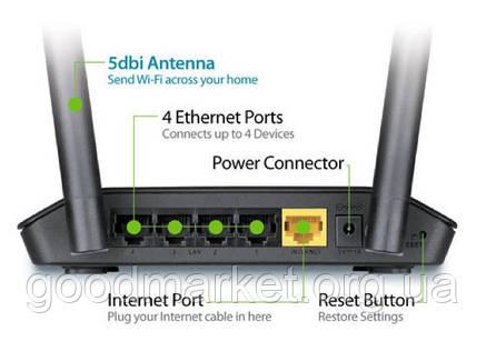 Беспроводной маршрутизатор (роутер) D-Link DIR-605L, фото 2