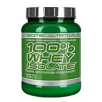 Протеин Scitec 100% Whey Isolate, 700 грамм Банан