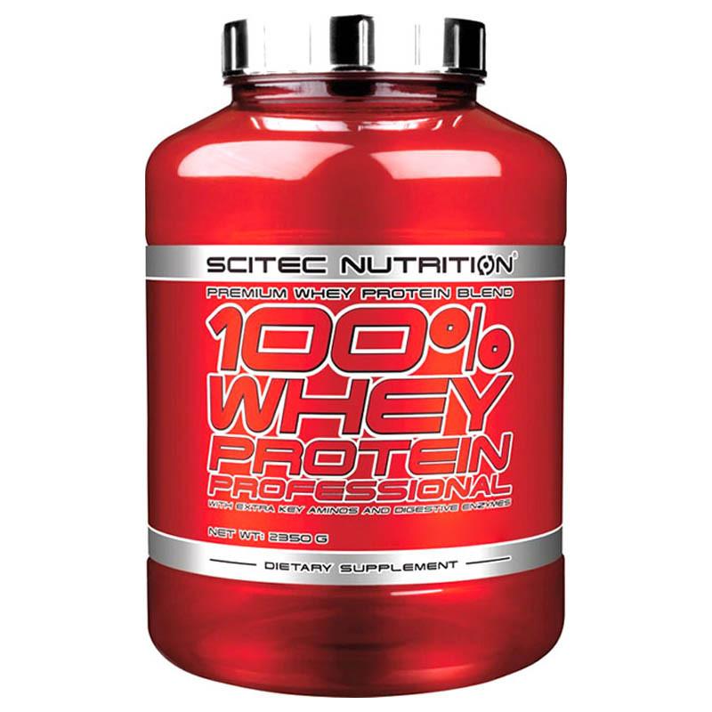 Протеин Scitec 100% Whey Protein Professional, 2.35 кг Шоколад-печенье с кремом