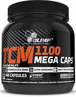 Креатин Olimp TCM 1100 Mega Caps, 400 капсул