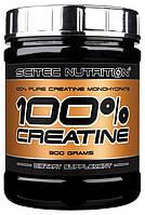 Креатин Scitec 100% Creatine, 300 грамм