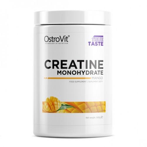 Креатин OstroVit Creatine Monohydrate, 500 грамм Манго