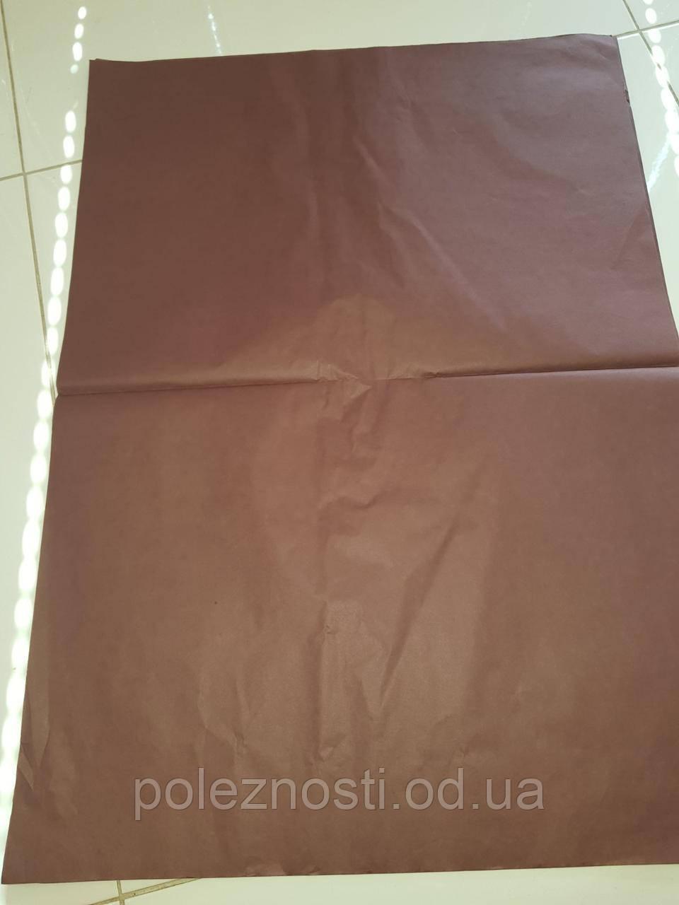 Тишью, коричневато-бронзовый