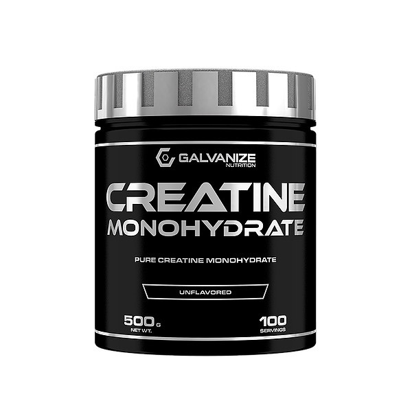 Креатин Galvanize Nutrition Creatine Monohydrate, 500 грамм