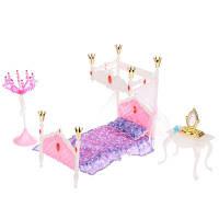 ID100 Мебель игрушка для куклы Спальня