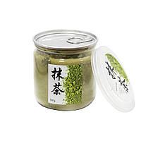 МАТЧА БАНКА 100 г японский порошковый зеленый чай
