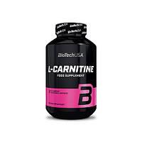 Жиросжигатель BioTech L-Carnitine 1000 mg, 60 таблеток
