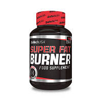 Жиросжигатель BioTech Super Fat Burner, 120 таблеток