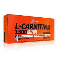 Жиросжигатель Olimp L-Carnitine 1500 Extreme Mega Caps, 120 капсул