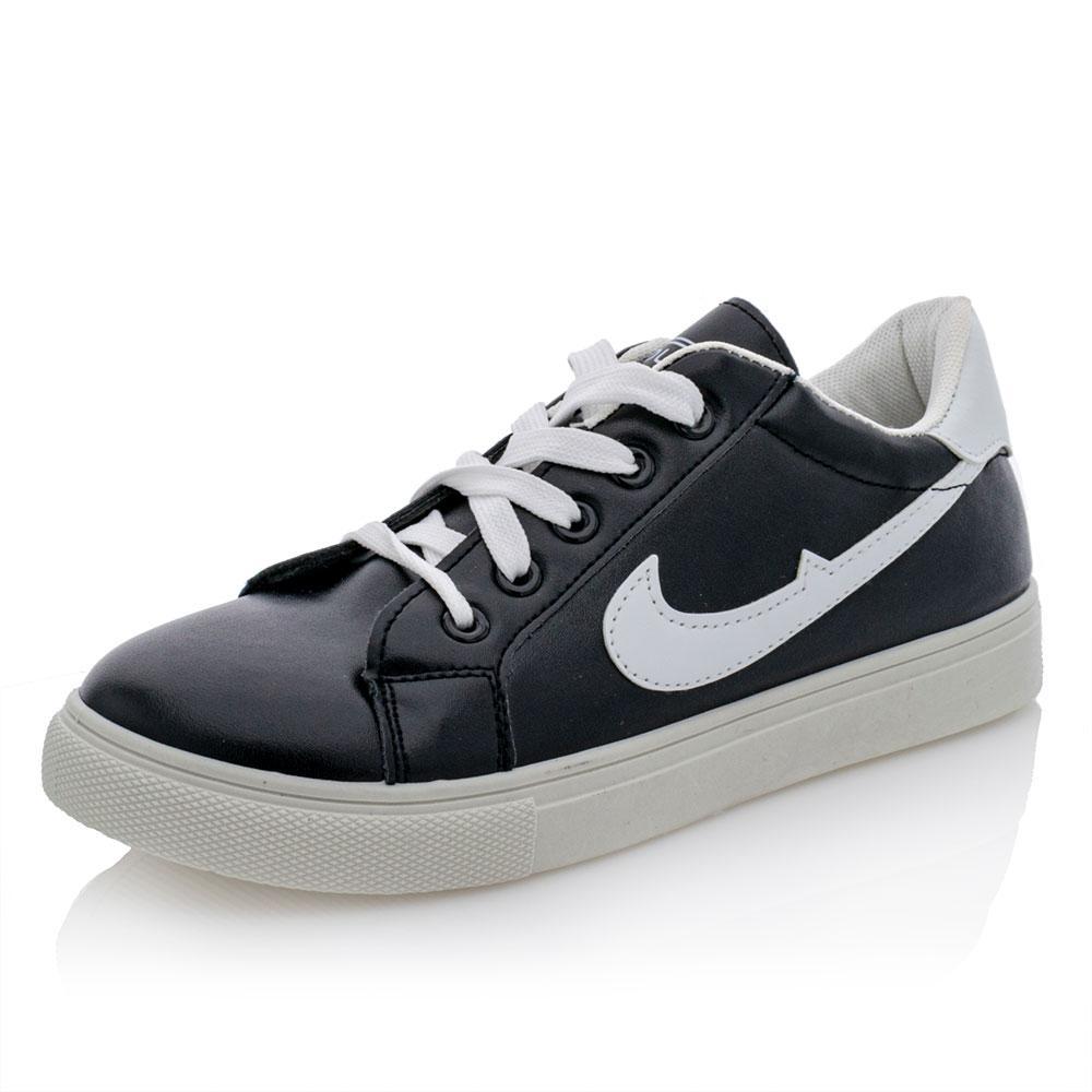 Кросівки для хлопчиків Dual Украина 40 чорні YB568-1