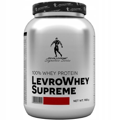 Протеин Kevin Levrone Levro Whey Supreme, 900 грамм Кофе фраппе
