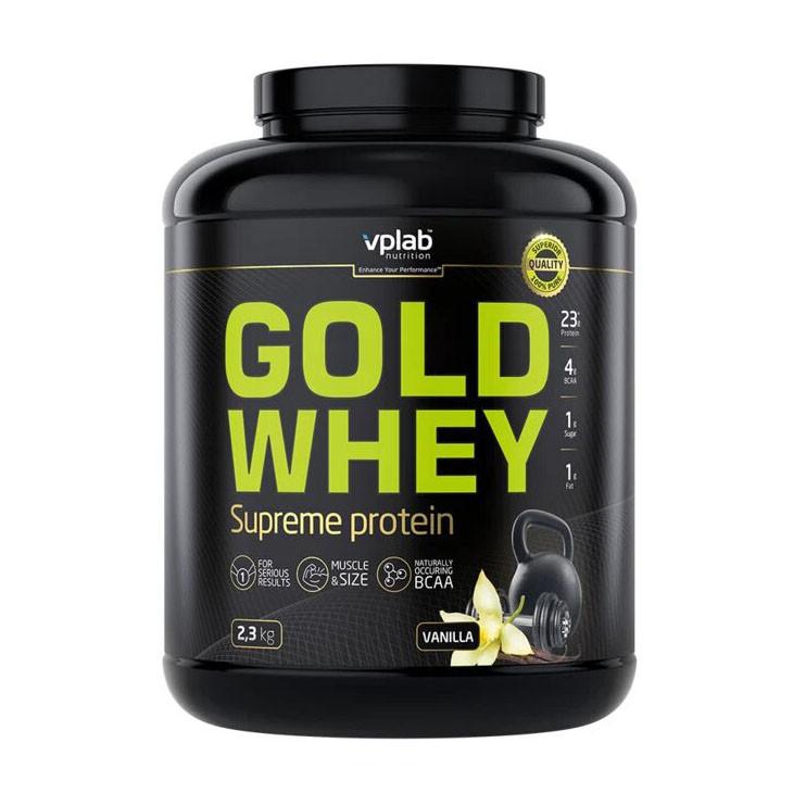 Протеин сывороточный Gold Whey (2,3 kg) VP Lab