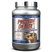 Протеин Scitec Protein Delite, 1 кг Альпийский молочный шоколад