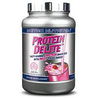 Протеин Scitec Protein Delite, 1 кг Клубника-белый шоколад