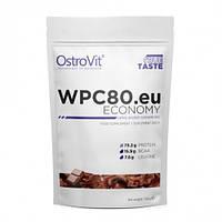 Протеин OstroVit ECONOMY WPC80.eu, 700 грамм Шоколад