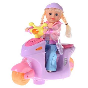 ID5 Кукла мотоцикле