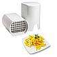 Устройство для нарезания картошки фри и овощей Lot de coupe legumes | Ручной слайсер, фото 3