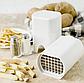 Устройство для нарезания картошки фри и овощей Lot de coupe legumes | Ручной слайсер, фото 2
