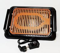 Бездымный электрический противень JE-S37 3000W | Электрический противень для гриля | Электрогриль