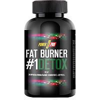 Жиросжигатель Power Pro Fat Burner №1 DETOX, 90 капсул