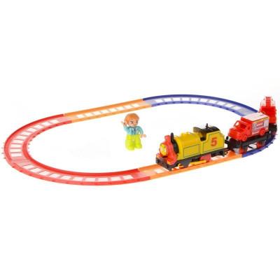 IE272 Железная дорога Супер Томас