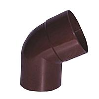 Колено коричневое 60° 130/100 Profil