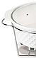 Мармит настольный керамический MAESTRO MR-11159-72   блюдо с подогревом на подставке Маэстро, Маестро, фото 4