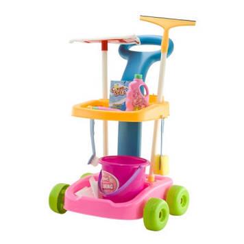IE328 Швабра Ведро игрушка для девочки