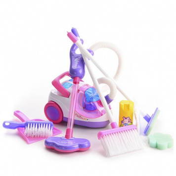 IE330 Пылесос игрушка для девочки