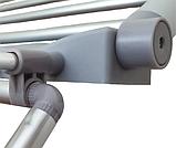 Електрична сушарка для білизни Grant GT-606   Електросушарка плитка розкладне, фото 4