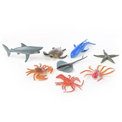 IF121 Фигурки морских животных