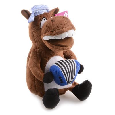 IF45S Мягкая игрушка Интерактивная Лошадка