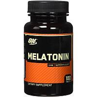 Восстановитель Optimum Melatonin, 100 таблеток